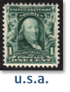 view USA stamps